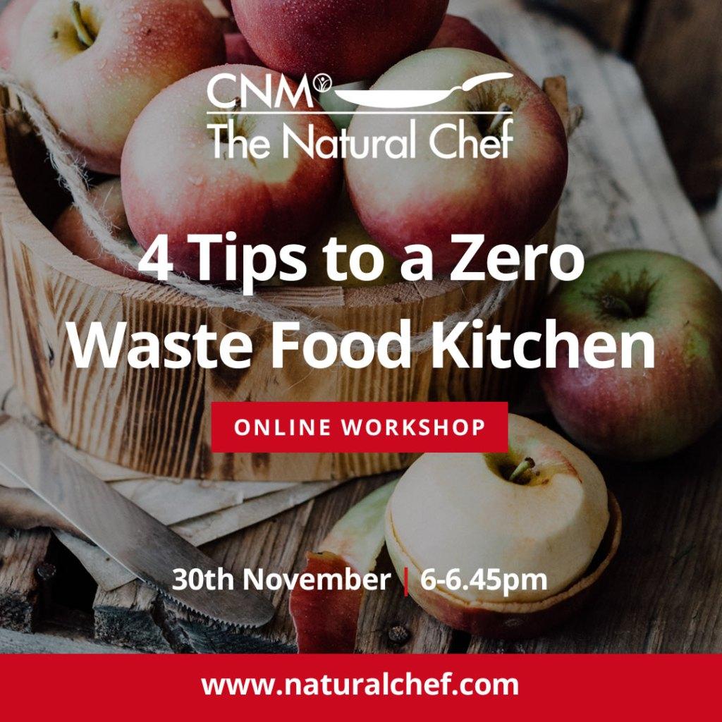 4 Tips to a Zero Waste Food Kitchen