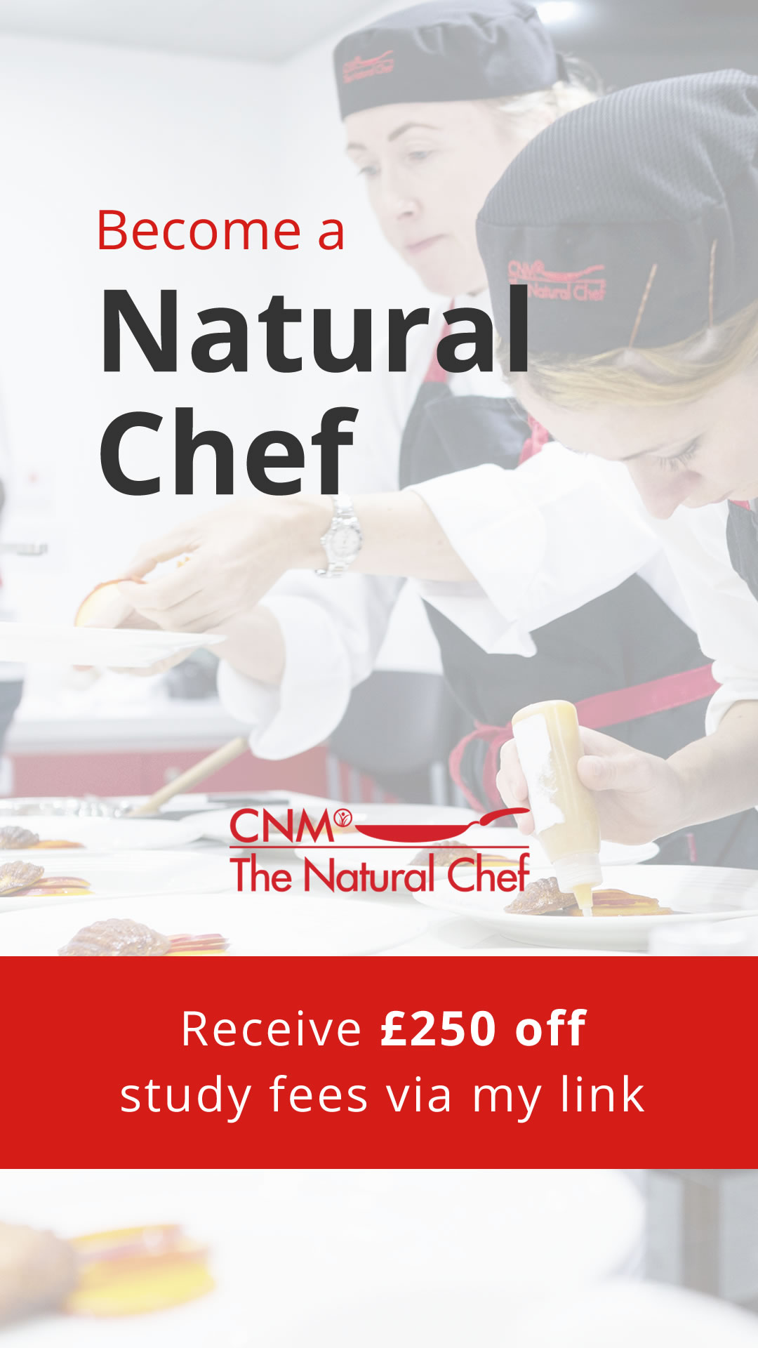 Become a Natural Chef